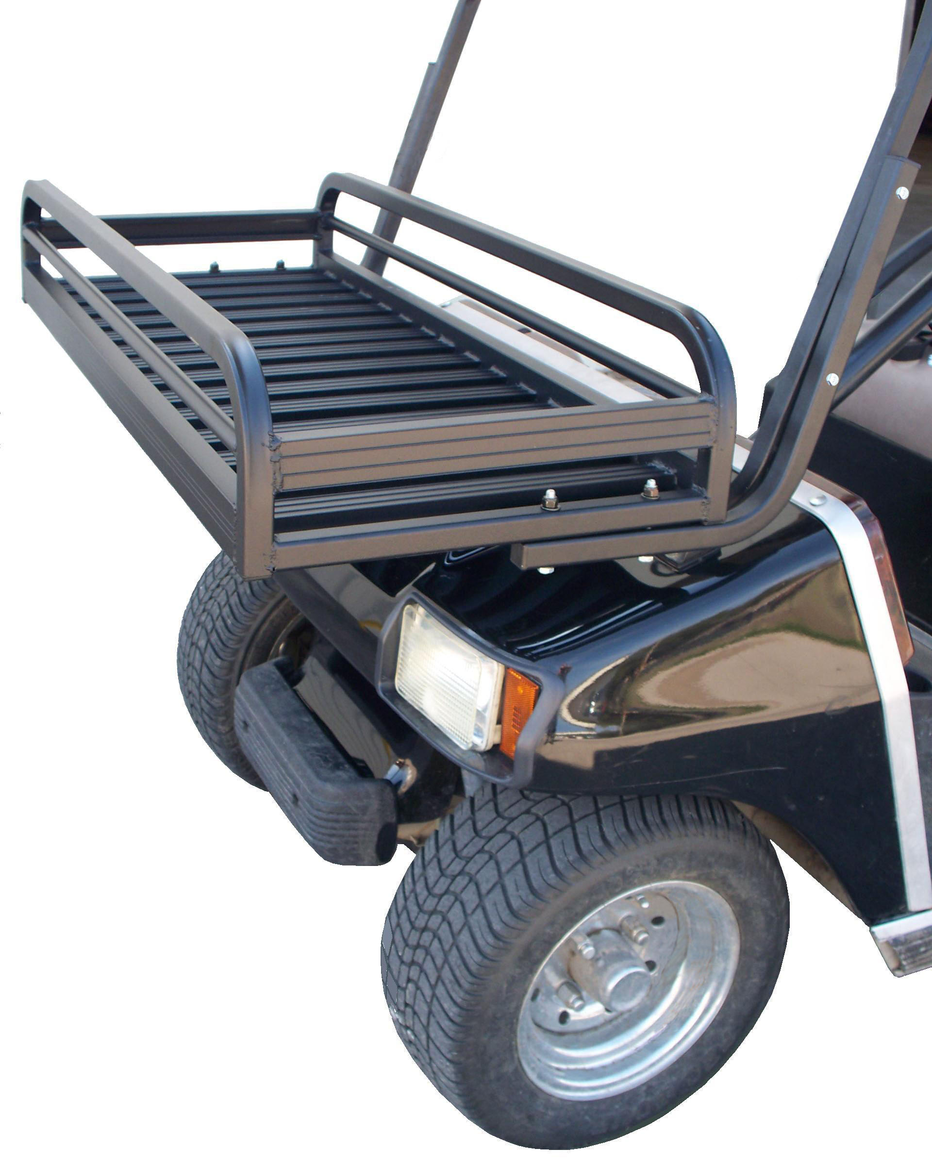 Great Day Custom Cart Front Rack