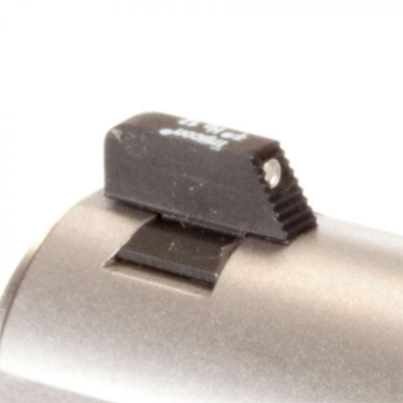 Serrated rear Ruger SR1911 Sight Set Tritium front /'U/' notch .325 x .140