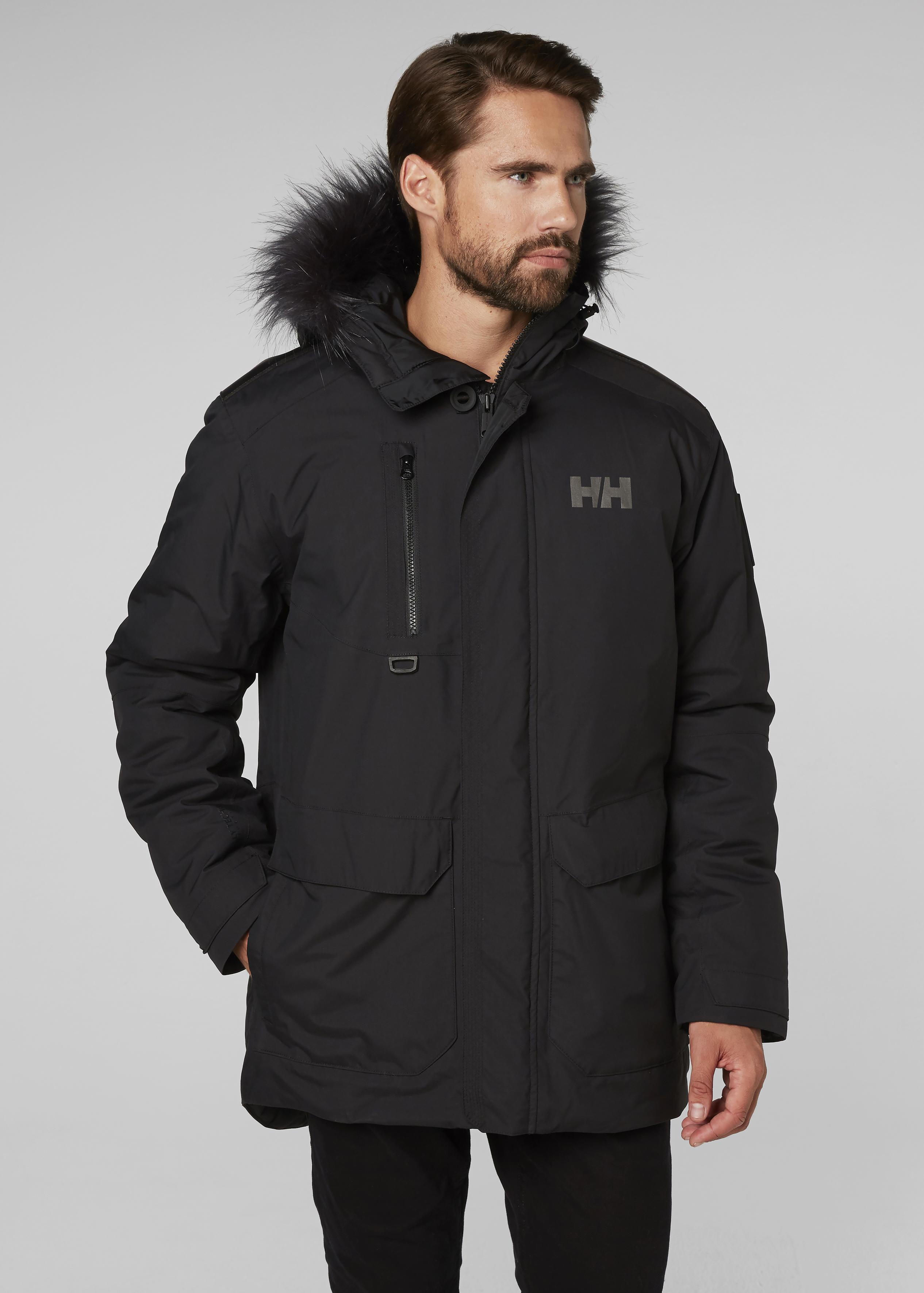 discount coupon modern techniques wholesale dealer Helly Hansen Svalbard Parka - Men's