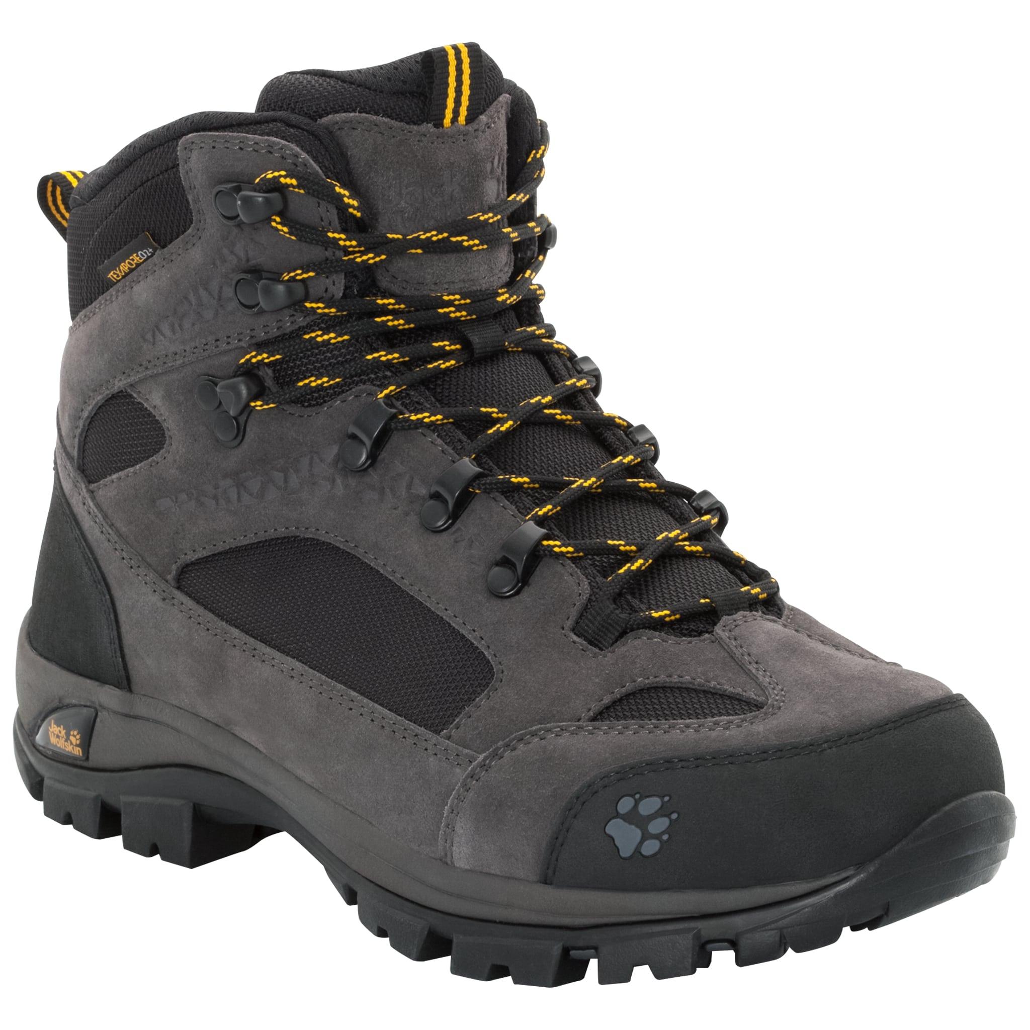 bardzo popularny zamówienie słodkie tanie Jack Wolfskin All Terrain 8 Texapore Mid Hiking Boots - Men's
