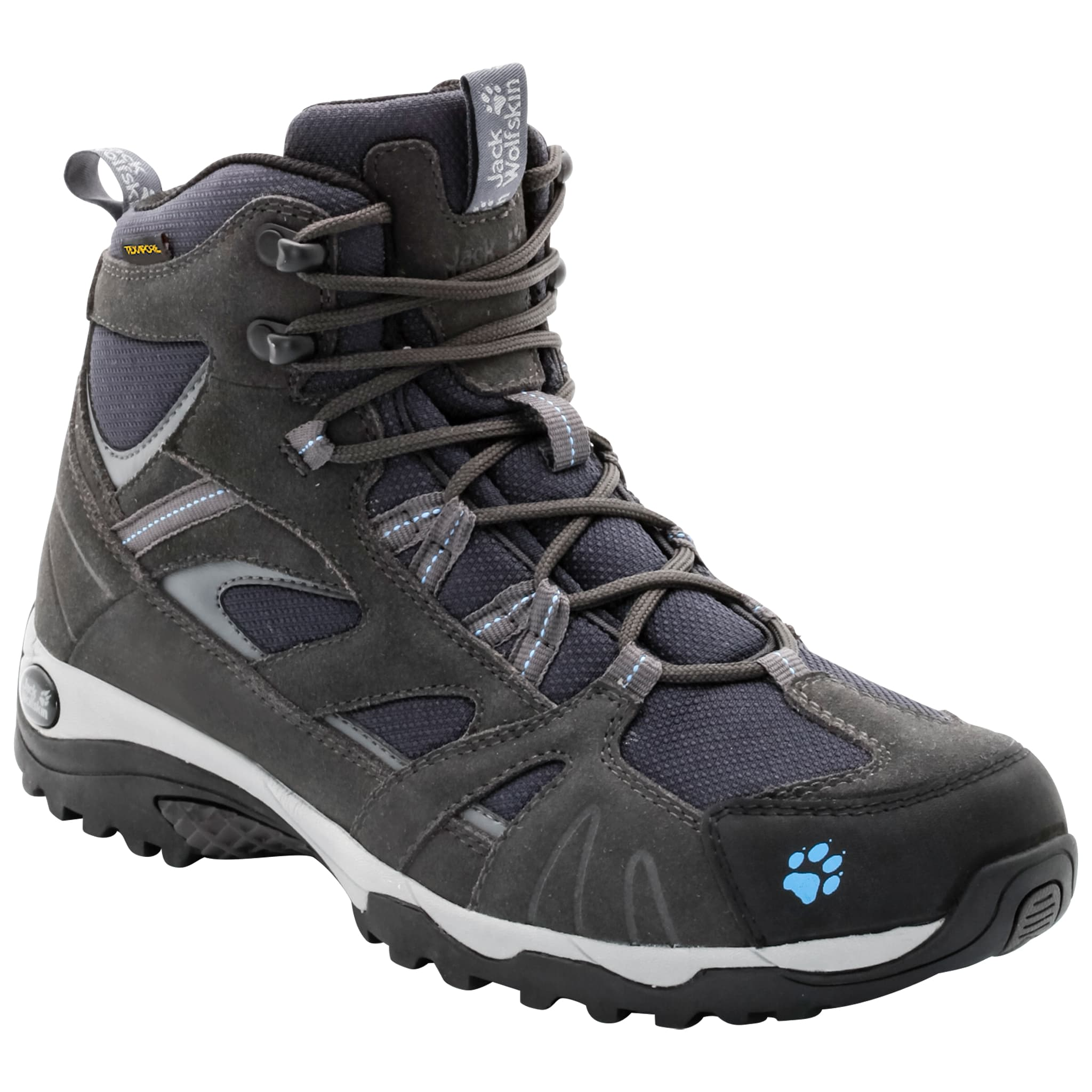 a06f4340d4 Jack Wolfskin Vojo Hike Mid Texapore Hiking Boots - Women's   Up to 41% Off  w/ Free S&H
