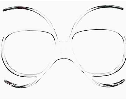 f838428b30f Be the First to Review the Julbo Optical Clip w  Clear Rx Prescription  Lenses for Revolution Goggles — Page 1