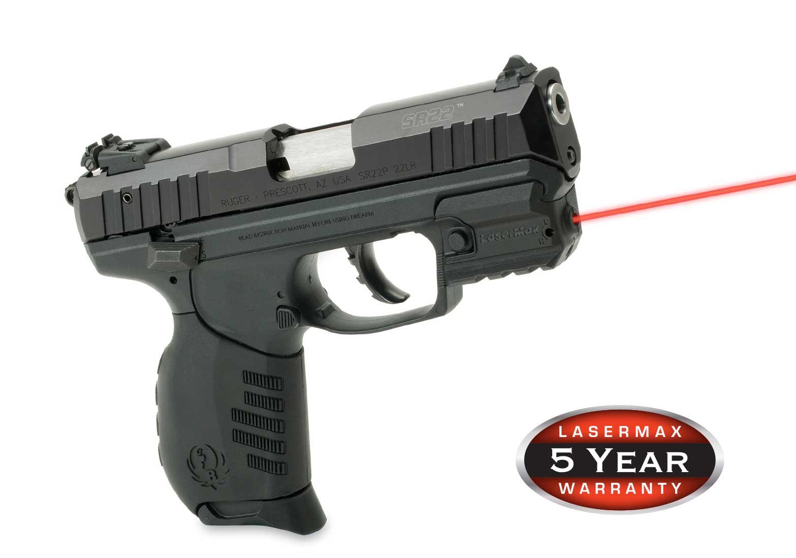 red dot sight for Ruger SR22 Models