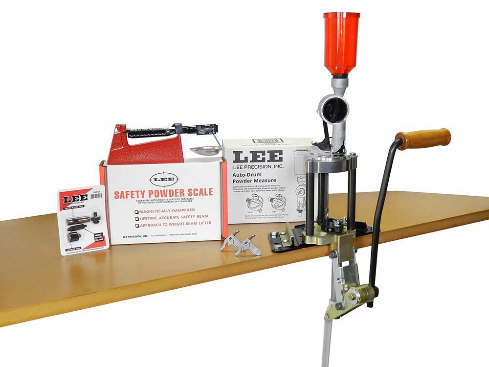 Lee Pro 1000 Progressive Press Kit for 223 Rem DIES INCLUDED  # 90633 New!