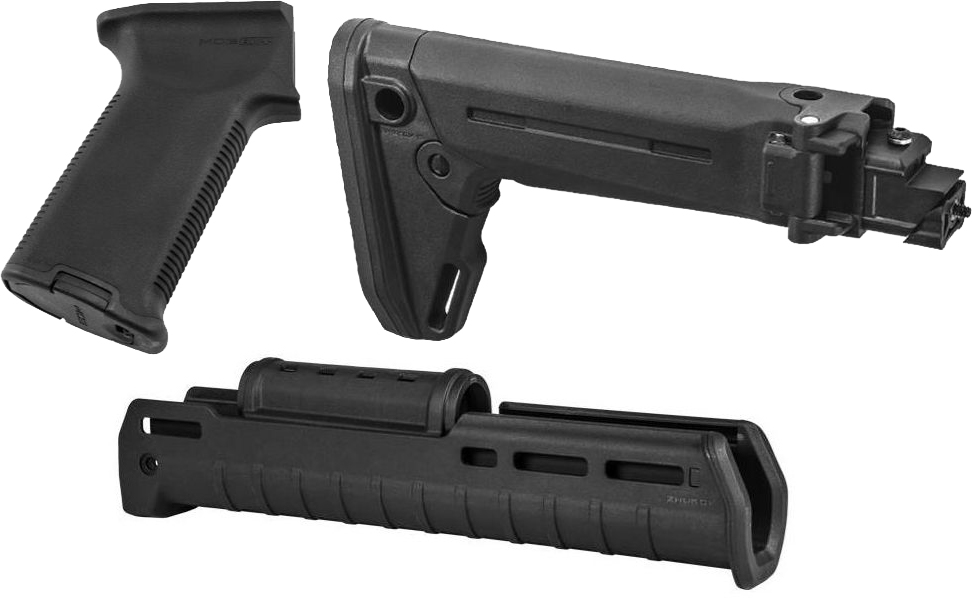 Magpul Ak 47 Zhukov M Lok Polymer Furniture Set