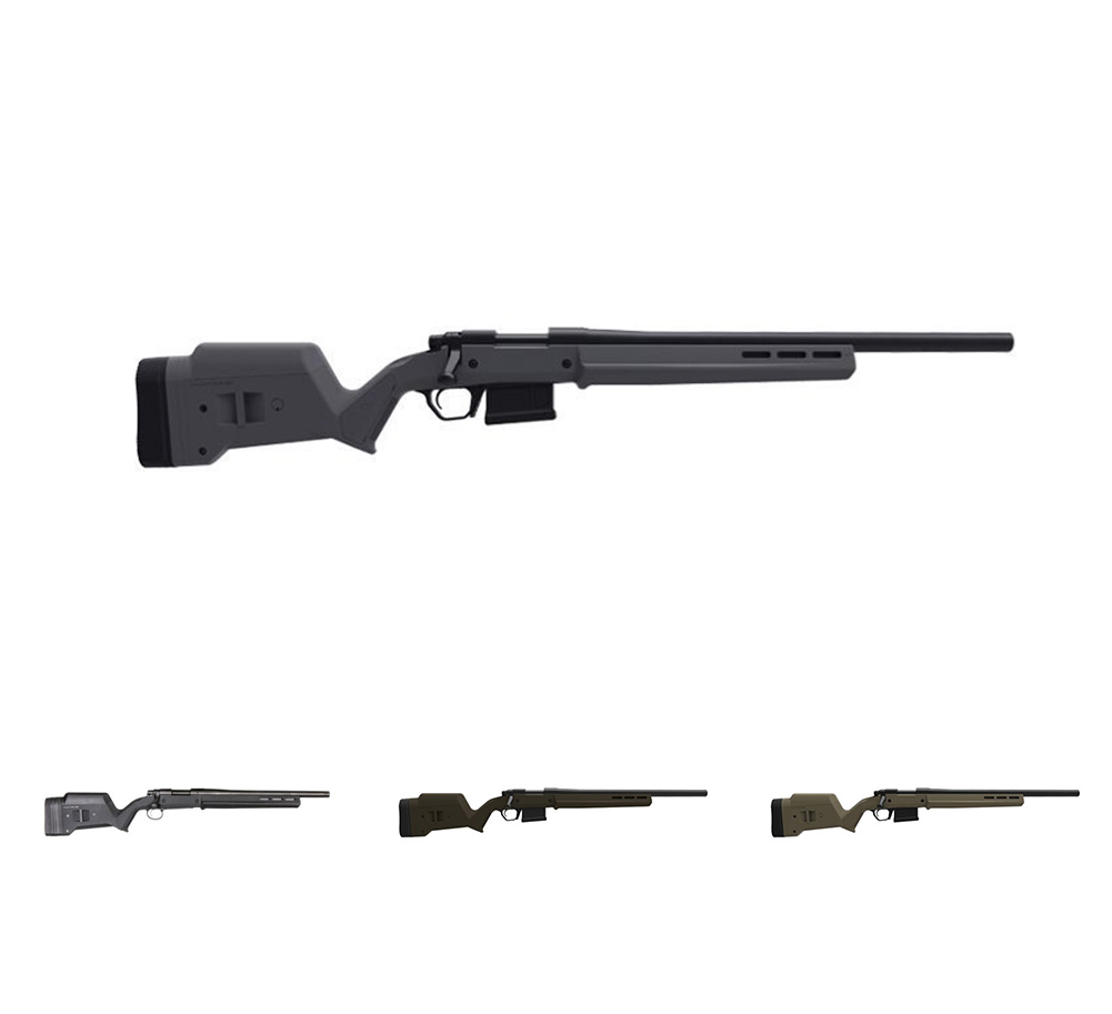 Magpul Industries Hunter 700 Rifle Stock, for Rem  700 Short Action