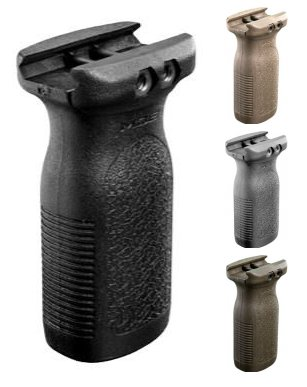 Defense Quick Release MOE-RVG Vertical Foregrip for Picatinny Front Rail