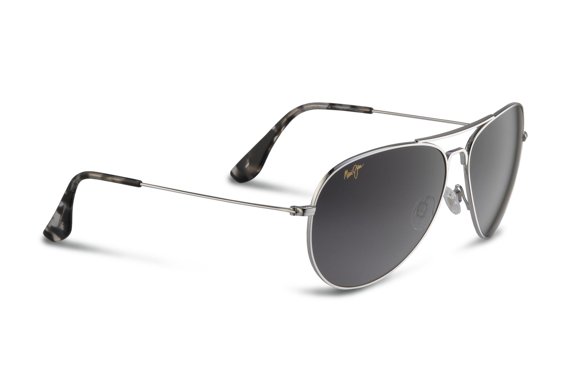 bf38167b81f Maui Jim Mavericks Aviator Sunglasses
