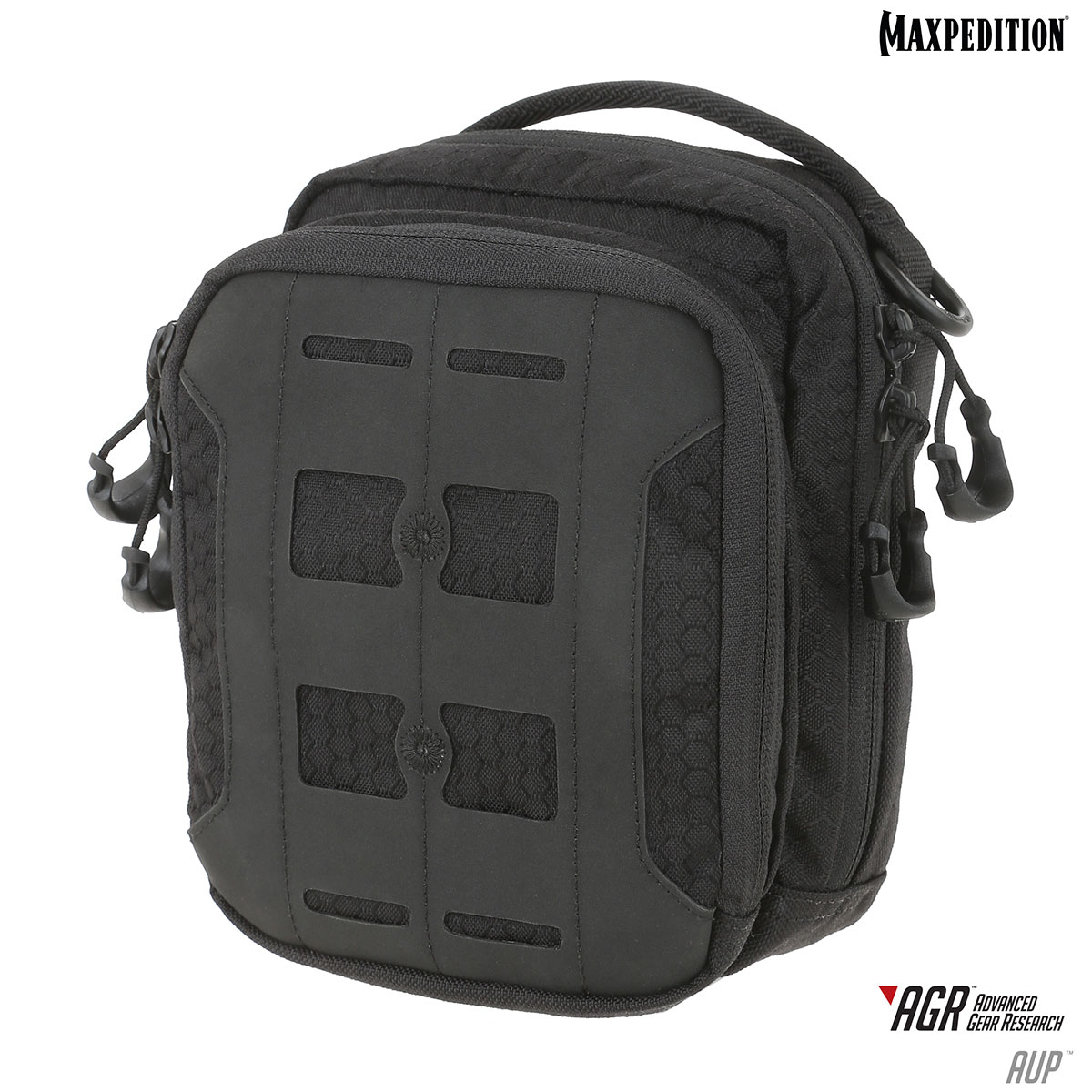 Maxpedition Accordion Utility Pouch Gray  AUPGRY