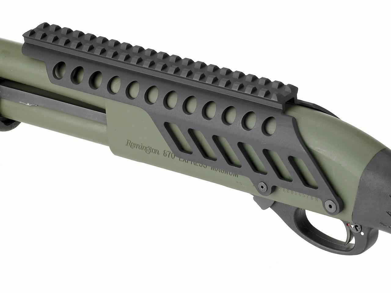 Mesa Tactical Saddle Rail, Remington 12-GA