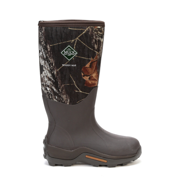 12f76b155a8 Muck Boots Mens Woody Max Cold-Conditions Hunting Boot