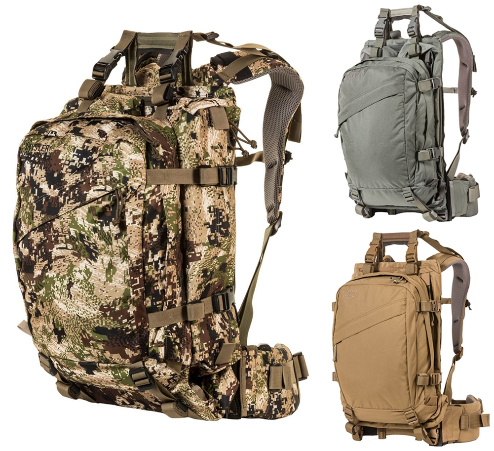 Mystery Ranch Cabinet Day Hunt Backpack