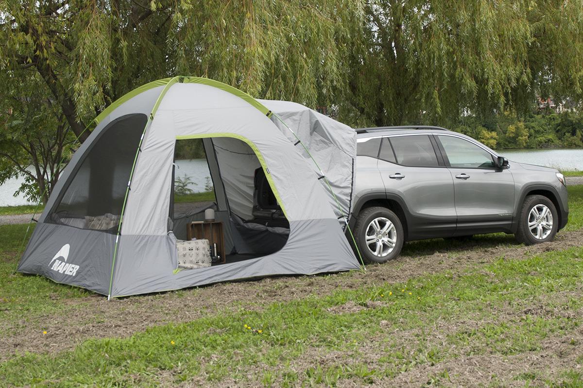 Outdoors Napier Backroadz Truck Tent Tents