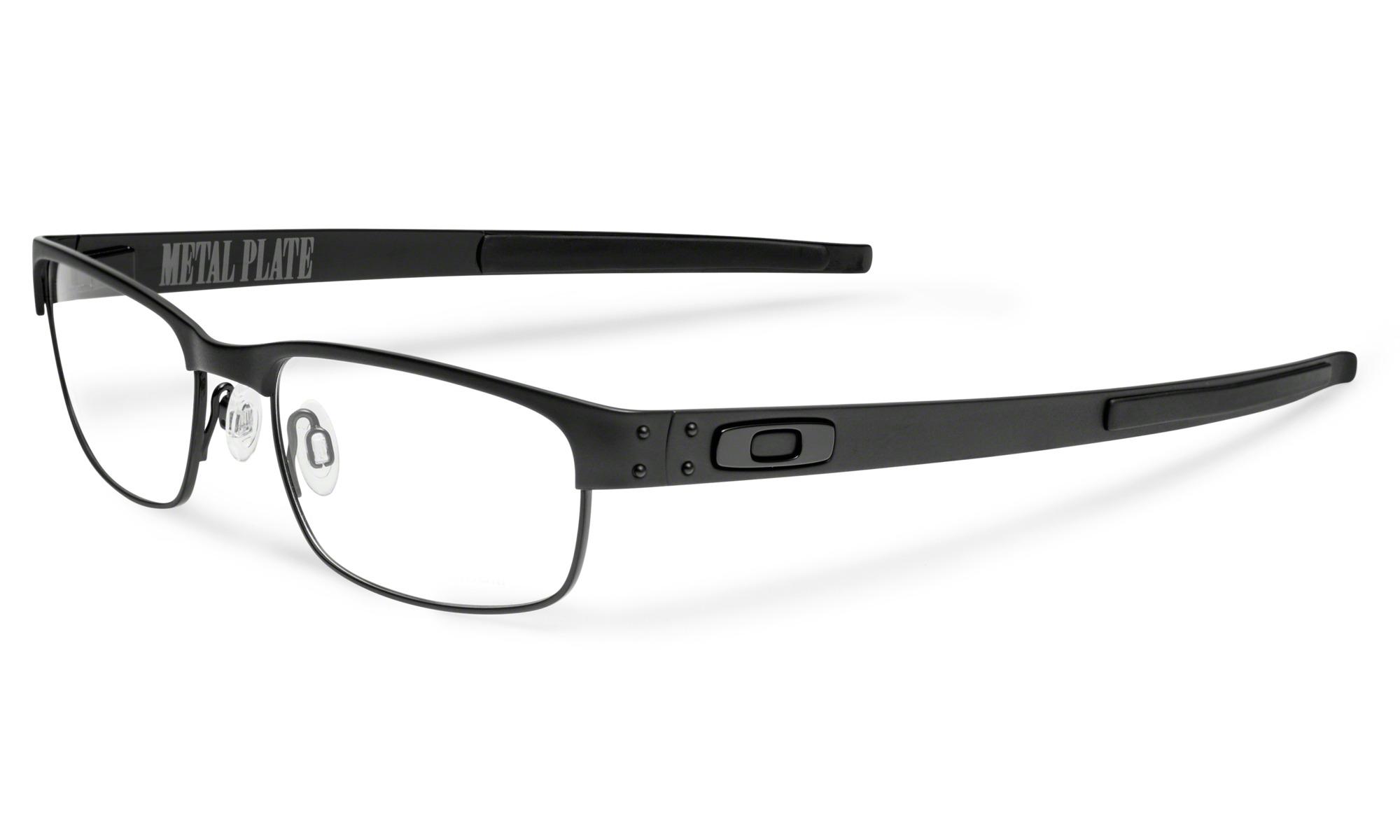 077e6a29a36c4 Oakley Metal Plate Eyeglasses Frame
