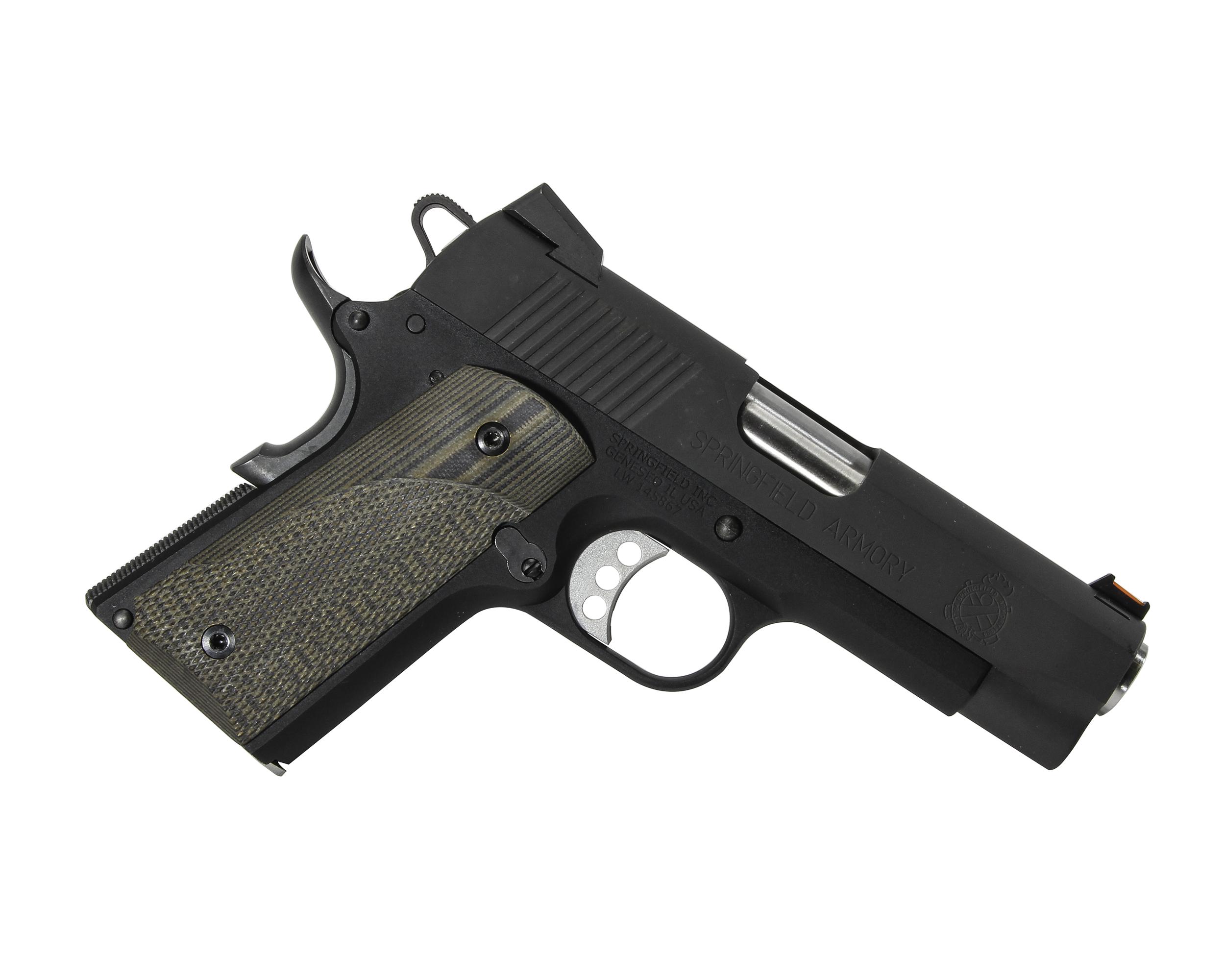 Pachmayr 1911 Officer G10 Firearm Grip