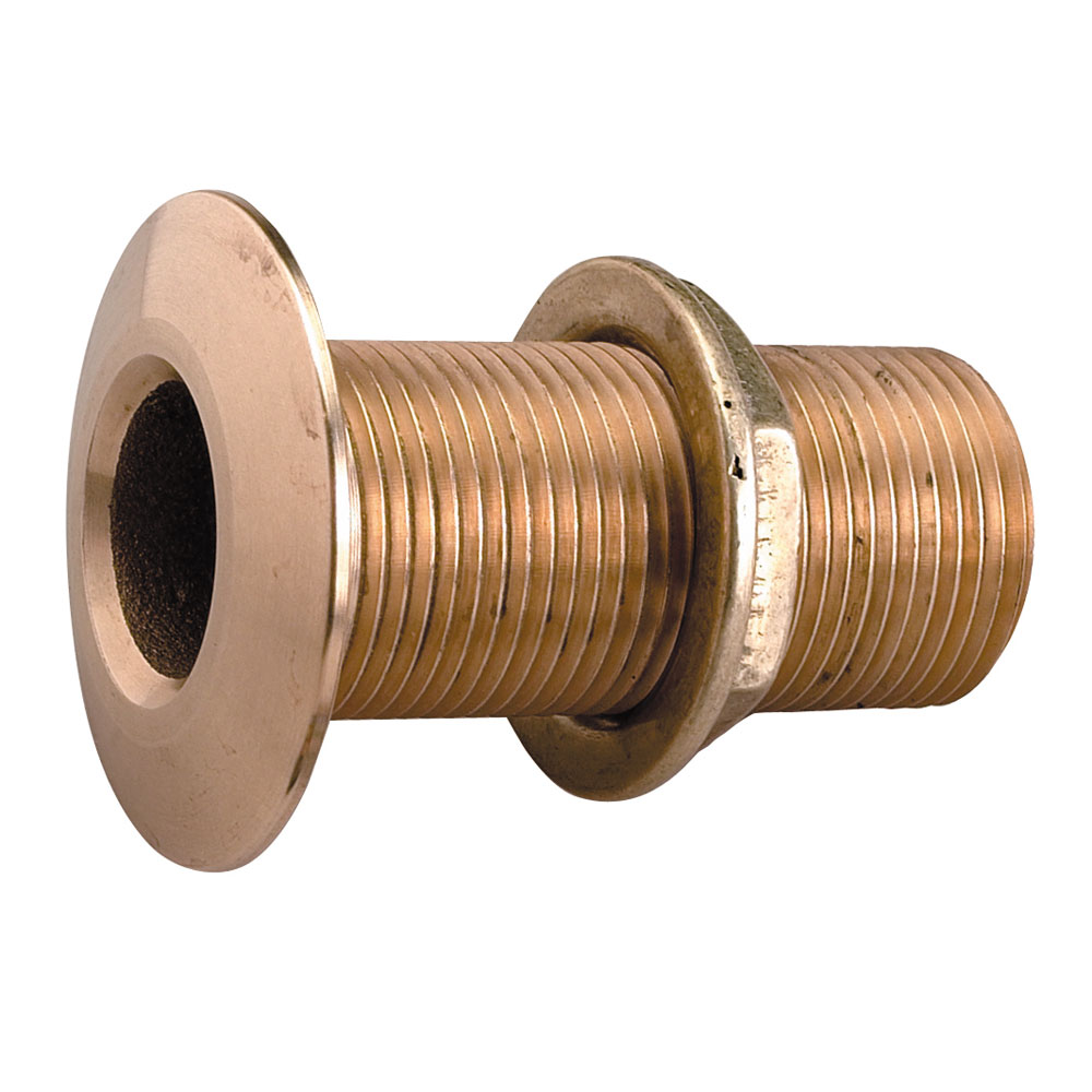 Perko 1 Pipe to Hose Adapter 90 Degree Bronze MADE IN THE USA