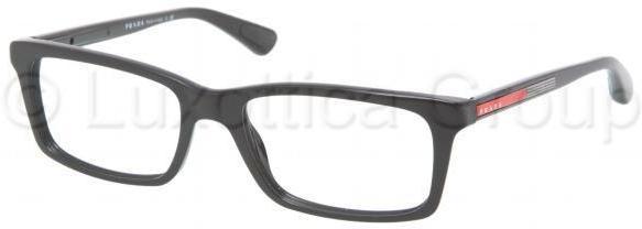a4fc3fb116e6 Prada PS02CV Eyeglass Frames