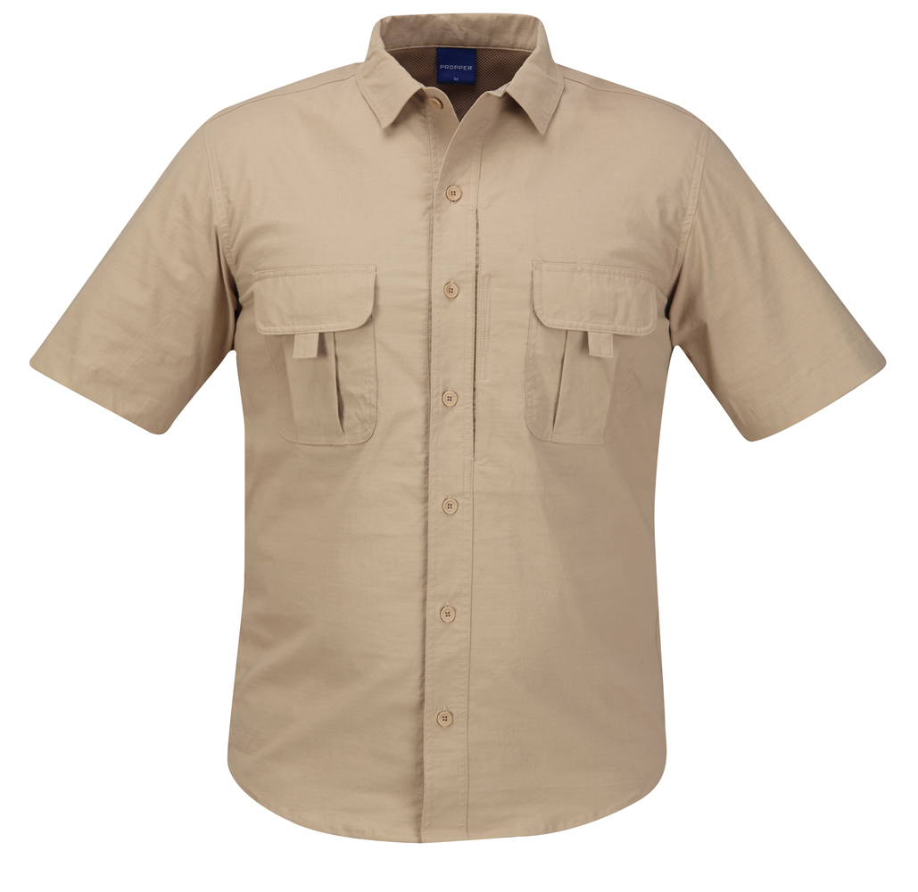 Propper ACU Coat Mens Tactical Hunting Fishing Shirt Ripstop Jacket A-TACS FG