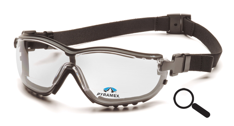 5fffefc548 Pyramex V2G Reader Safety Goggles