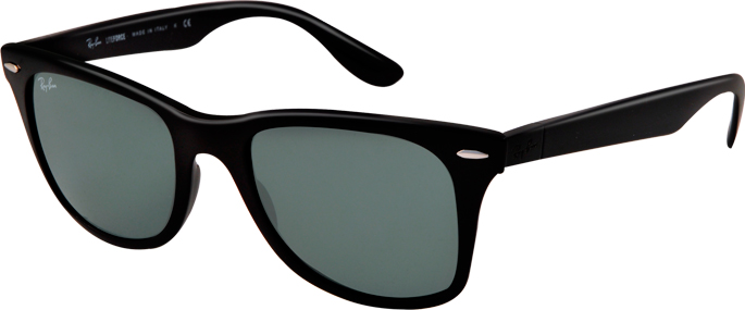 ece983bd3d Ray-Ban LITEFORCE RB4195 Single Vision Prescription Sunglasses