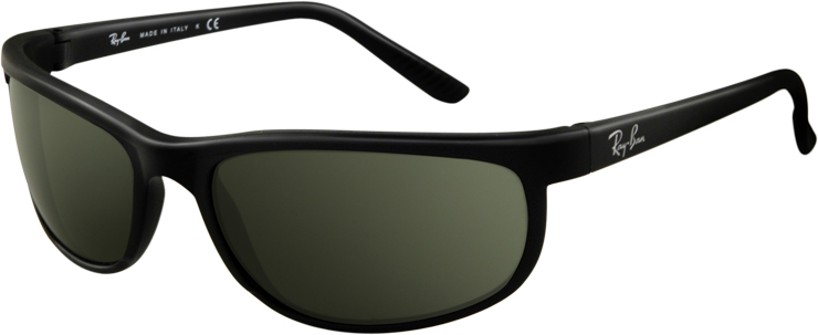 85dc65414bf Ray-Ban Predator 2 RB2027 Sunglasses with No-Line Progressive Rx  Prescription Lenses