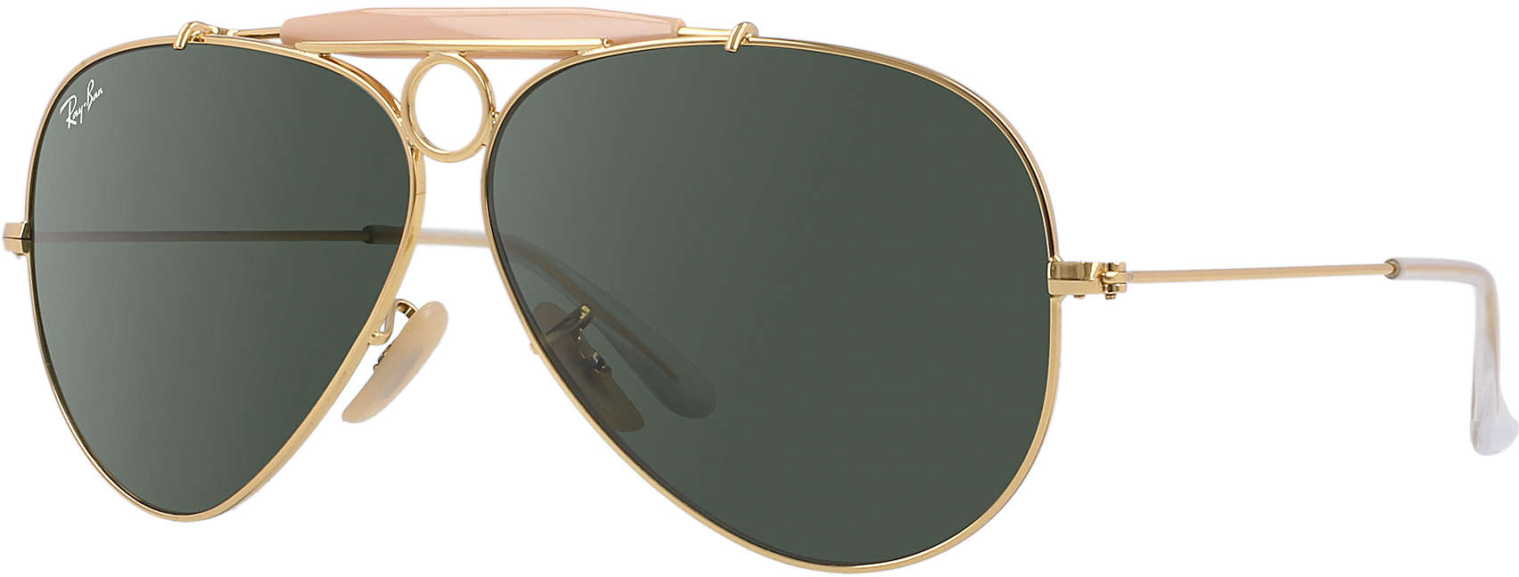 4676c2aec0588 Ray-Ban Shooter Sunglasses RB3138