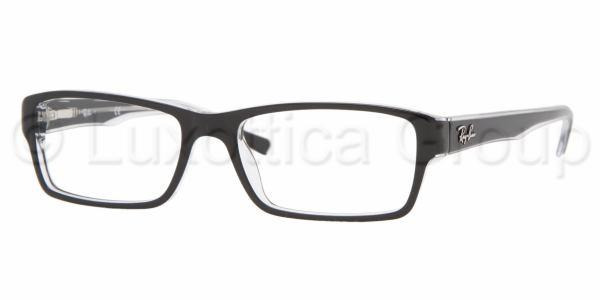 6f4ee597b4 Ray-Ban Eyeglasses RX5169 with No-Line Progressive Rx Prescription Lenses