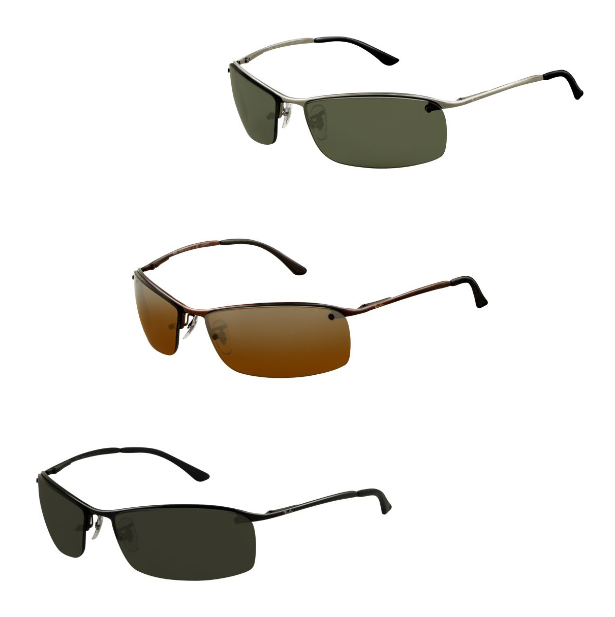 1ec7938647 Reviews   Ratings for Ray-Ban Top Bar Sunglasses RB3183 — 12 reviews — Page  1