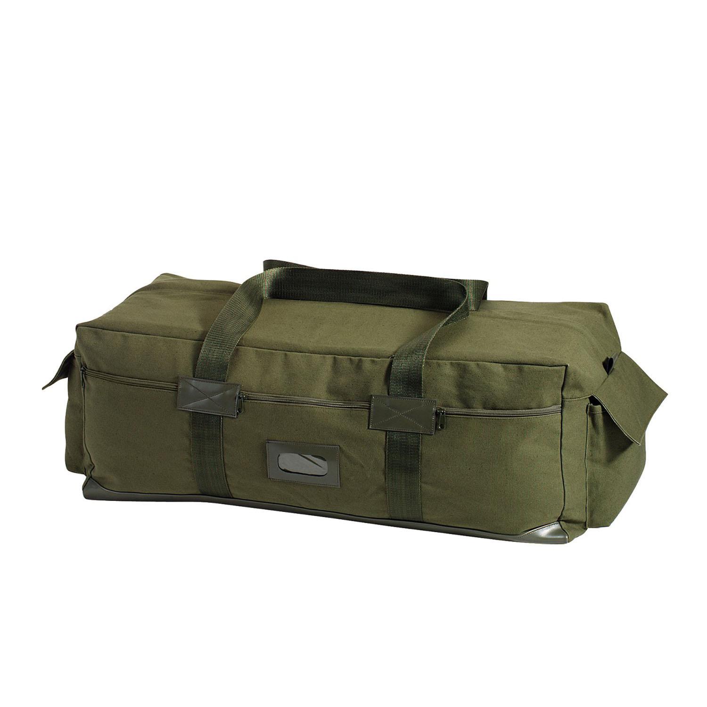 8decd951fe Rothco Canvas Israeli Type Duffle Bag