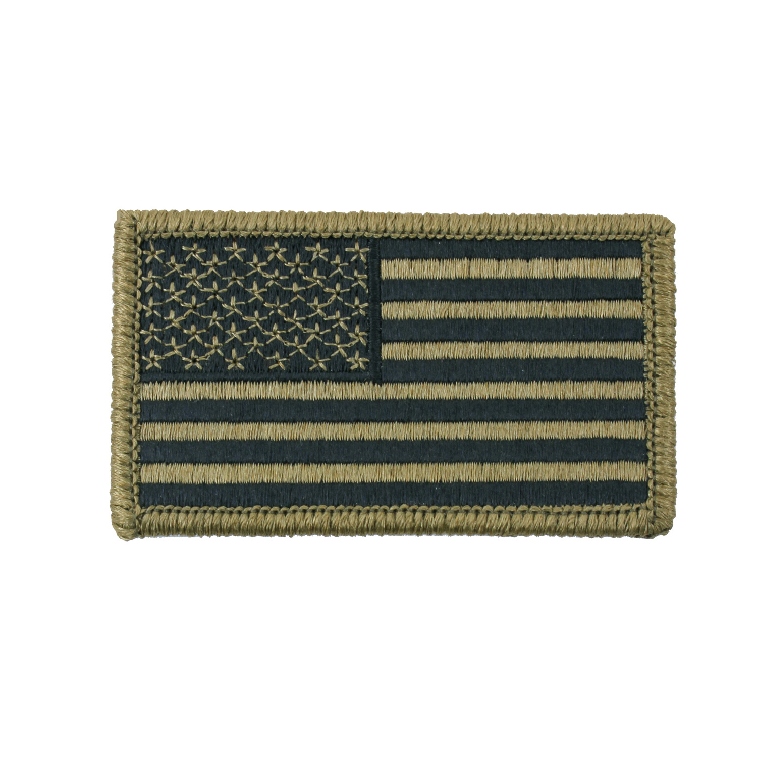 FDE Tan Don/'t Tread on Me Embroidered Tactical PATCH Hook and Loop Free Shipping