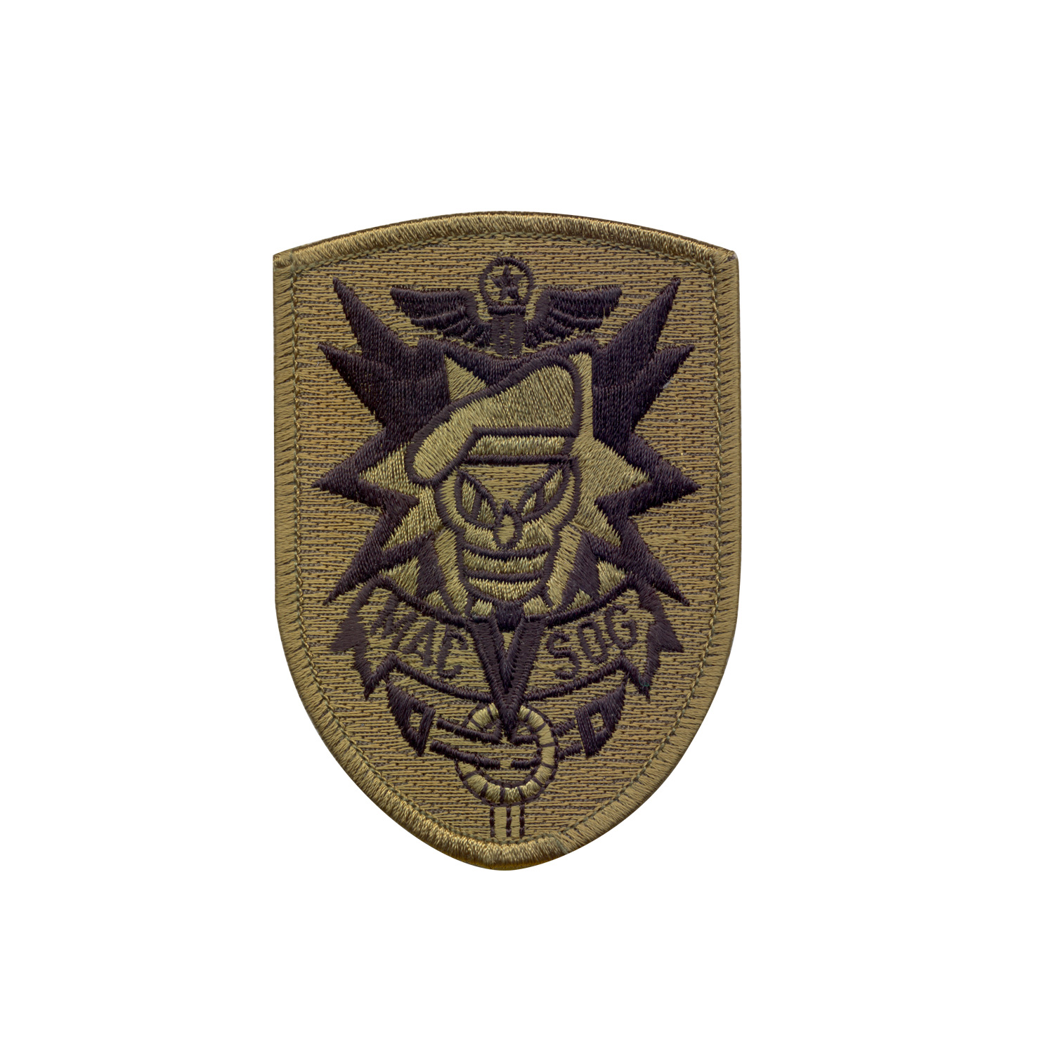 rothco subdued mac viet sog patch free shipping over 49 optics planet