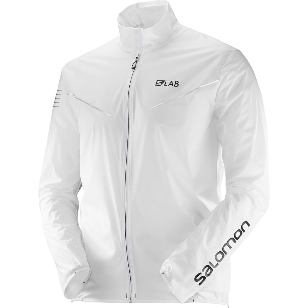 Salomon S Lab Light Wind Jacket Mens
