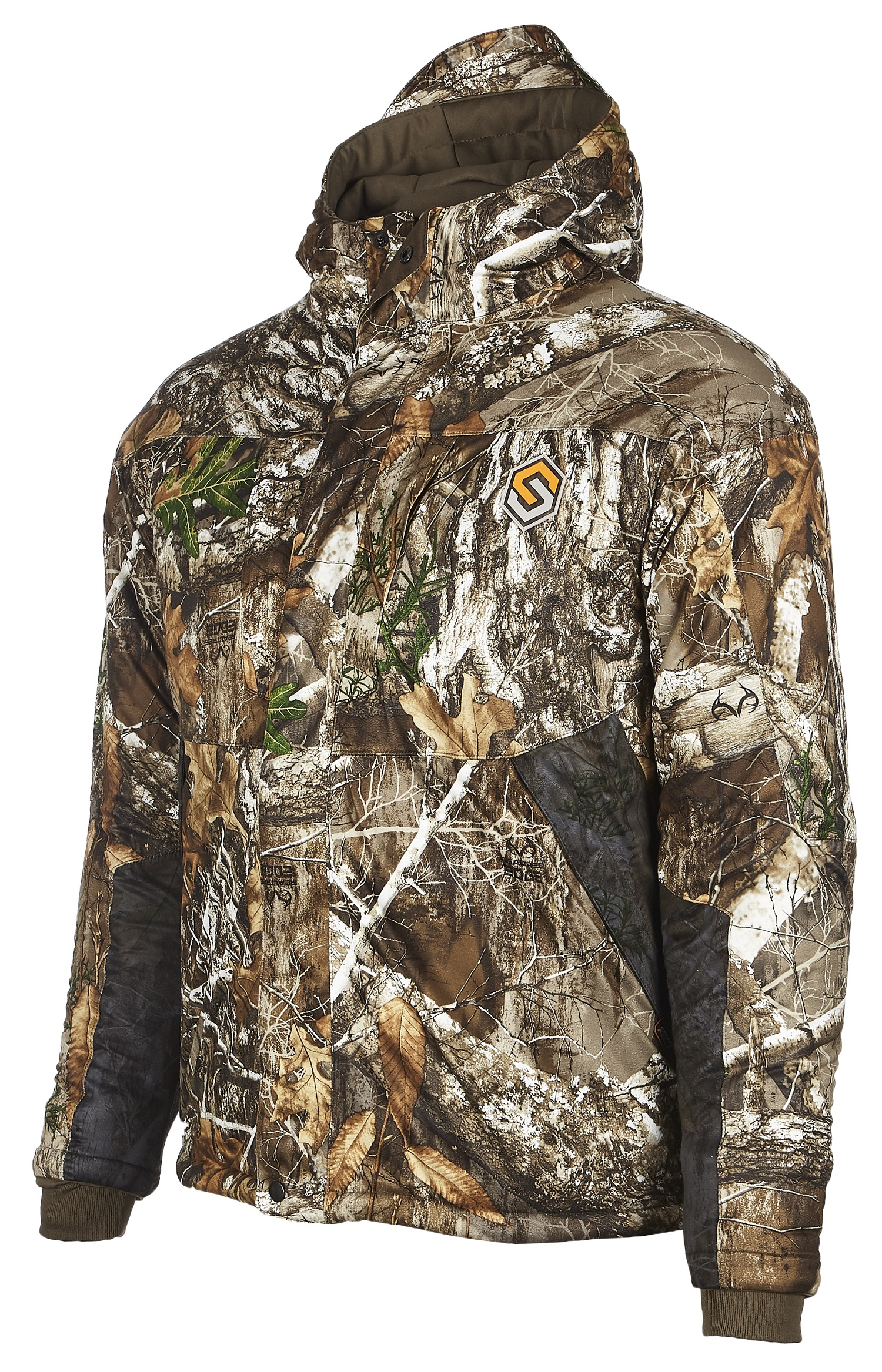 df02538103f4f ScentLok Hydrotherm Waterproof Insulated Jacket - Mens | w/ Free Shipping  and Handling