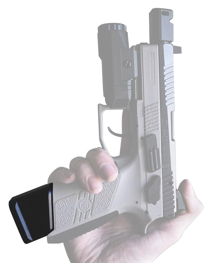 Shield Arms CZ P10F / P09 +5/4 Magazine Extension