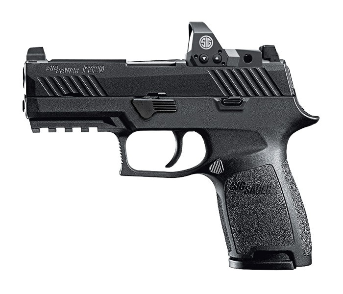 Sig Sauer P320 Compact 9mm Slide Assembly