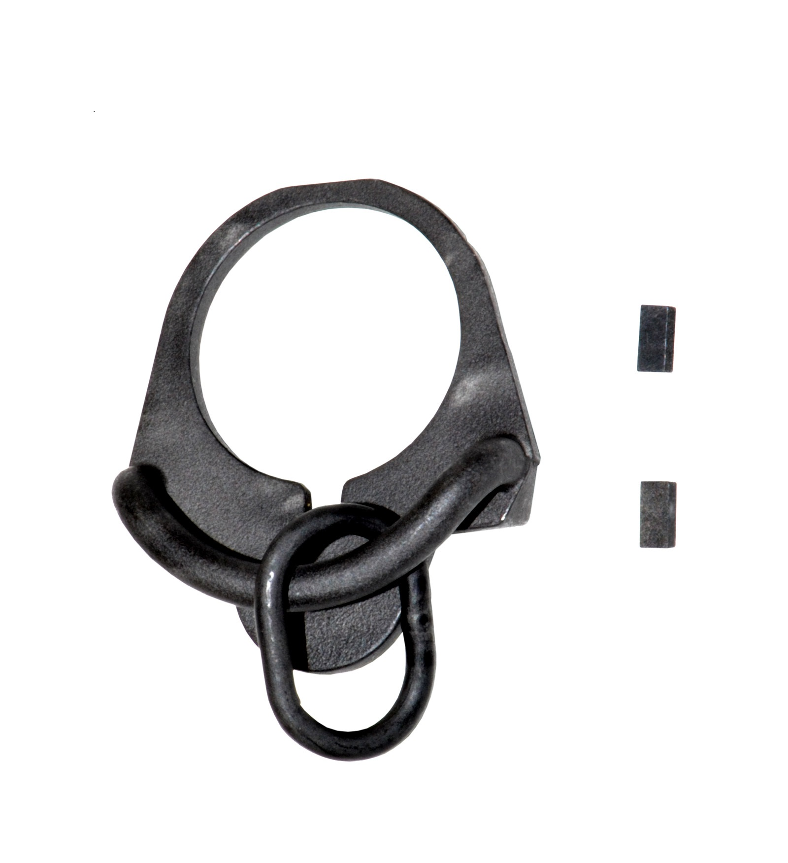Sniper AR-15 Receiver End Plate w/ Moveable Sling Hook