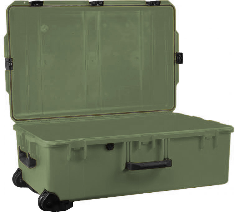 Olive Drab Pelican Storm IM2306-30002 Case with Padded Divider Set,