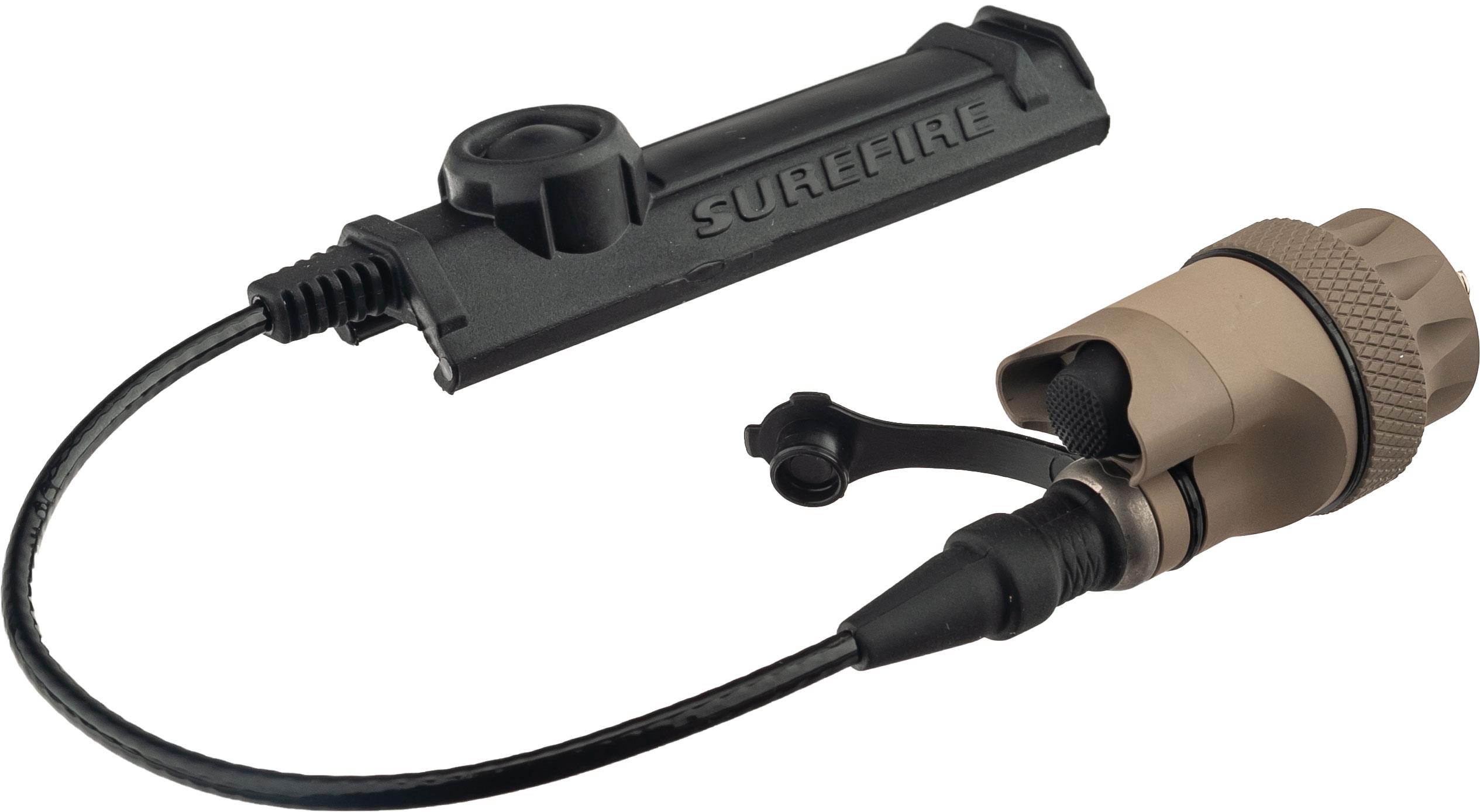 SureFire DS-SR07 Scout Light Weapon Light Switch Assembly w//Picatinny P