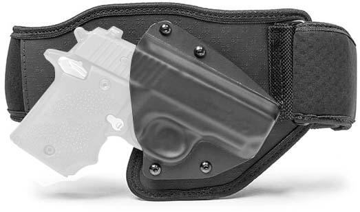 Tactica Belly Band Holster - S&W