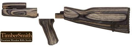 TimberSmith Romanian AK Stock Sets TIM06000BLK
