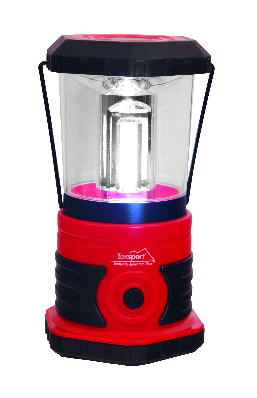 Texsport Stainless Steel Propane Lantern Globe Light
