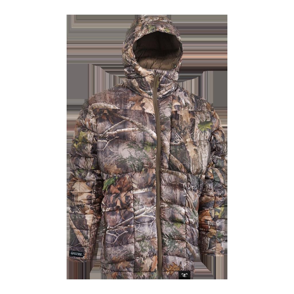 962d094ff8a1a TrueTimber Pulse Lightweight Packable Down Hooded Jacket - Mens   w/ Free  S&H