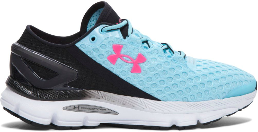 Under Armour Speedform Gemini 2 Road Running Shoe - Womens  30a7f937043