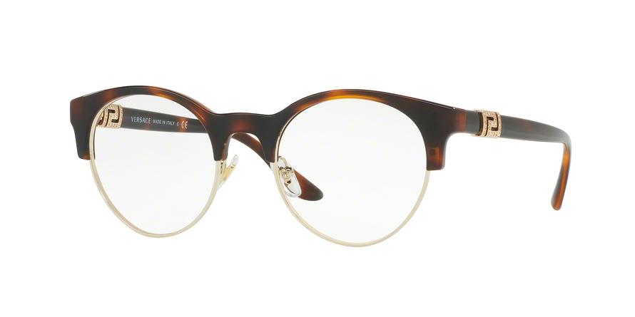 bb44536521ebd Versace VE3233B Single Vision Prescription Eyeglasses