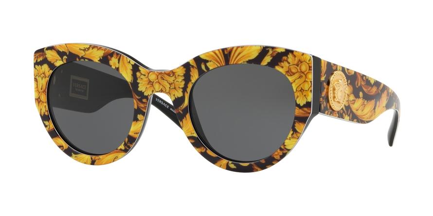 c076de723d762 Versace VE4353 Progressive Prescription Sunglasses
