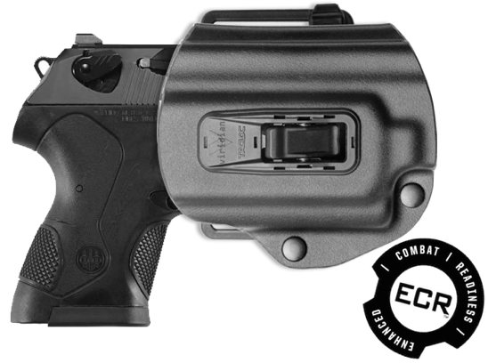 Viridian Right TacLoc Holster for Beretta PX4 Subcompact with C Series ECR  Equipped