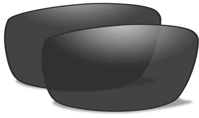 3a6ffd7bd4 Wiley X Brick Sunglasses Extra Replacement Lenses