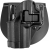 BlackHawk CQC SERPA Holster (Matte Finish w/Beltloop & Paddle)